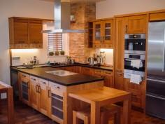 Poctivé řemeslo dělá poctivou kuchyni