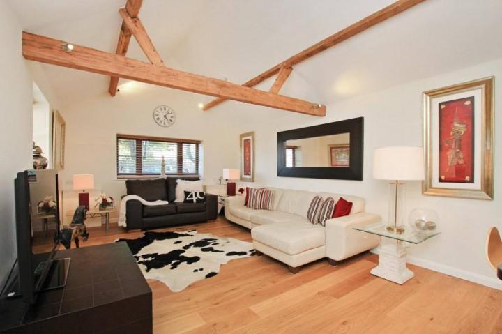 Moderna v obývacím pokoji, která nadchne