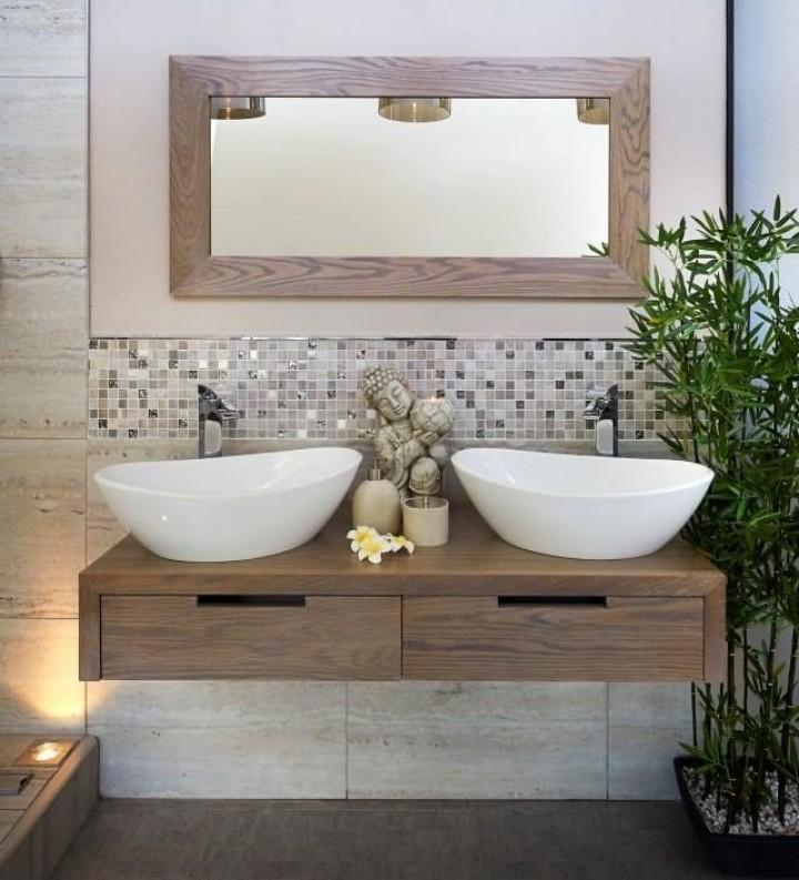 Asie v koupelně
