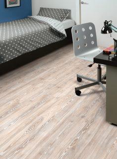 Worn Ash – vinylová podlaha pro dětské pokoje
