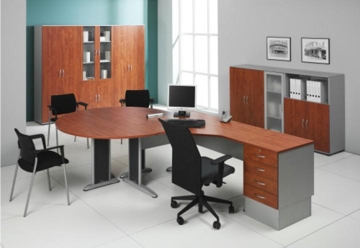 Prostorná kancelář Vám zlepší Váš den