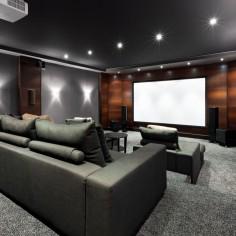 Kouzlo domácího kinosálu