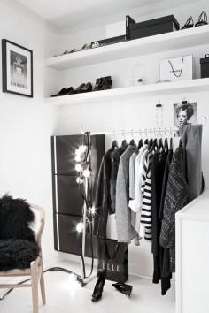 Stylový šatník pro stylové lidi