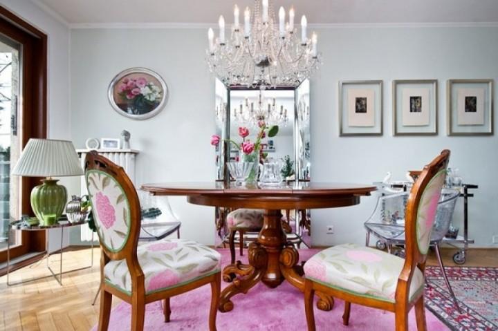 Zámecký styl ve Vašem interiéru