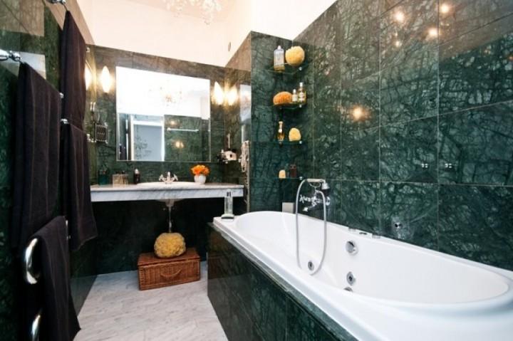 Zelená pro Vaši koupelnu