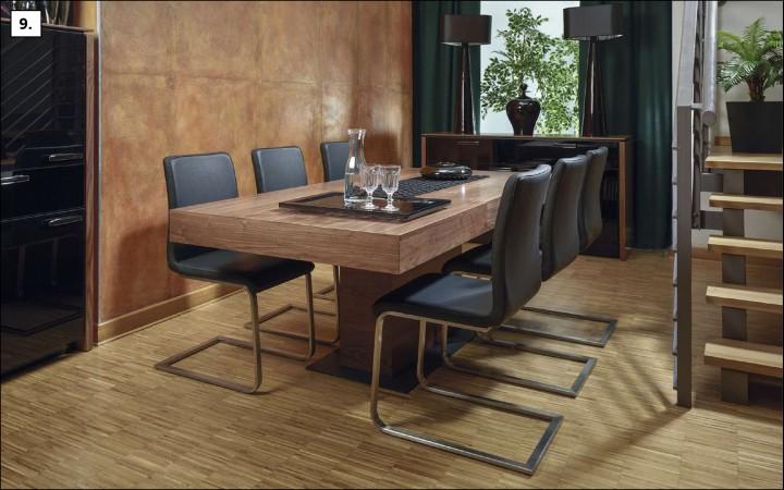 Stůl se sadou židlí CASTELLO