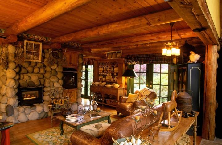 Stylový interiér inspirovaný přírodou