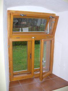 Špaletová okna rozhodně nejsou minulostí
