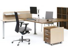 Moderní nábytek pro moderní kancelář