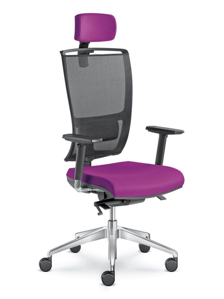 Kancelářská židle LYRA NET