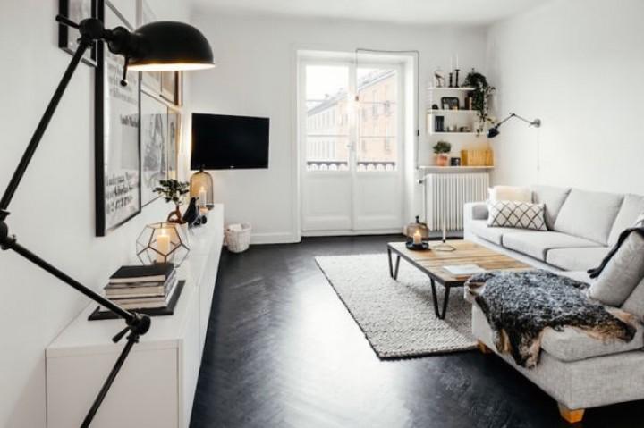 Nápaditý a útulný interiér