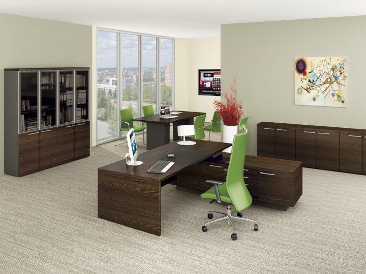 Moderní kancelář pro manažery