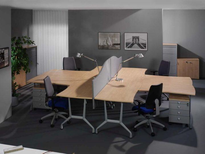 Kancelářský nábytek pro moderní kancelář