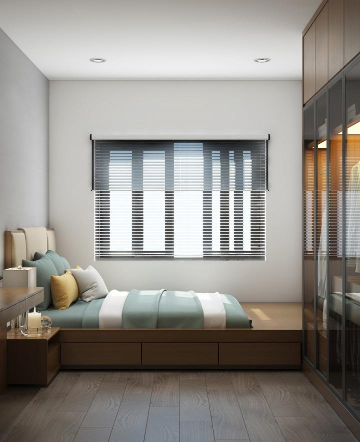 Útulná a moderní ložnice