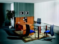 Elegantní kancelář nejen pro manažery