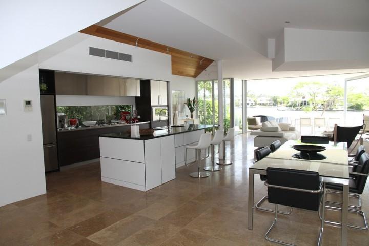 Moderní a nadčasový interiér