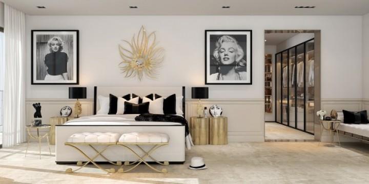 Marylin Monroe pro Vaši ložnici