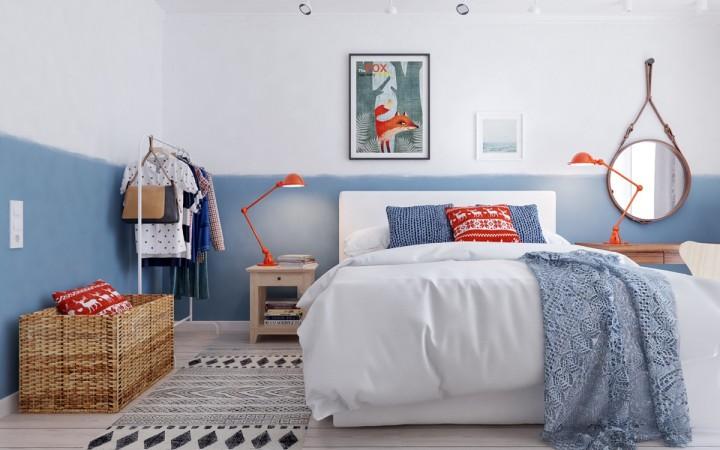 Barvy rozjasní váš interiér