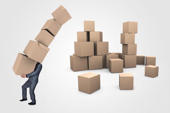 Usnadněte si přestěhování za prací