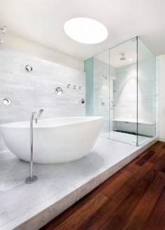 Koupelna jako perla