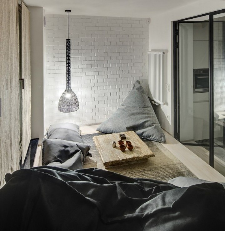 Útulný obývací pokoj
