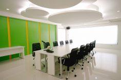 Zasedací místnost pro kreativní nadšence
