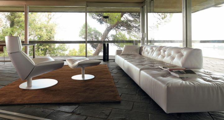 Sedací souprava pro elegantní obývací pokoj