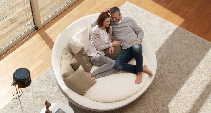 Originální nábytek v interiéru
