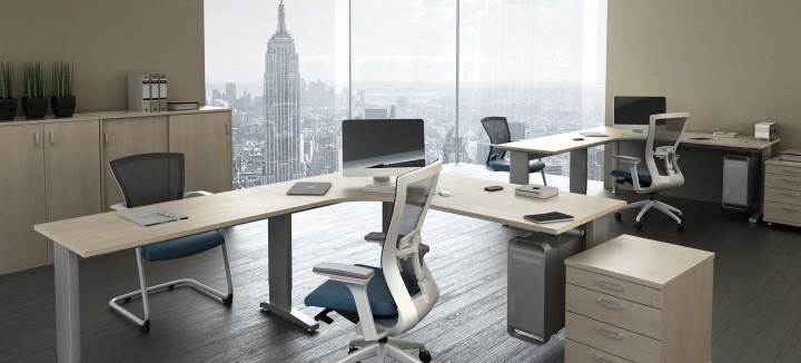 Neobyčejná kancelář
