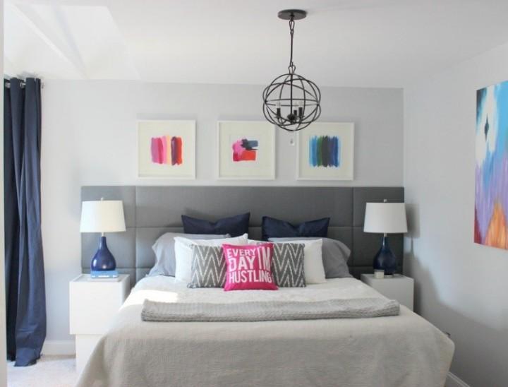 Barvy, které probudí vaši ložnici