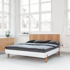 Stylové manželské postele