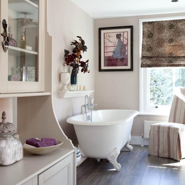 Koupelna stvořená pro relaxaci