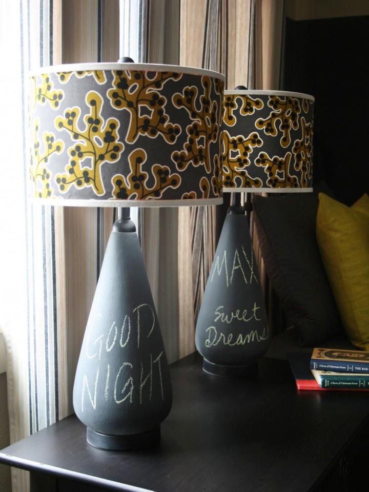Hravé lampy