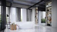 Stylová koupelna ve vašem interiéru