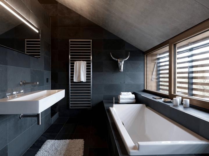 Koupelna se stylem