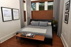 Ideální ložnice pro ideální odpočinek