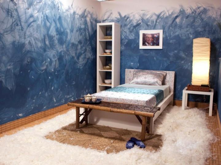Ložnice pro duchovní labužníky