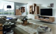 Moderní obývací pokoj v luxusním stylu