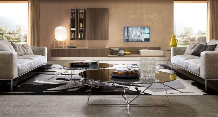 Obývací pokoj v italském stylu