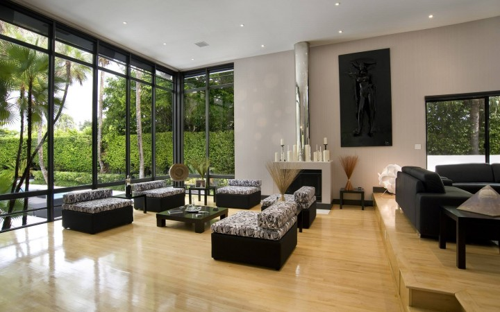 Obývací pokoj v dokonalé harmonii