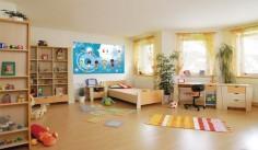 Moderní dětský pokoj