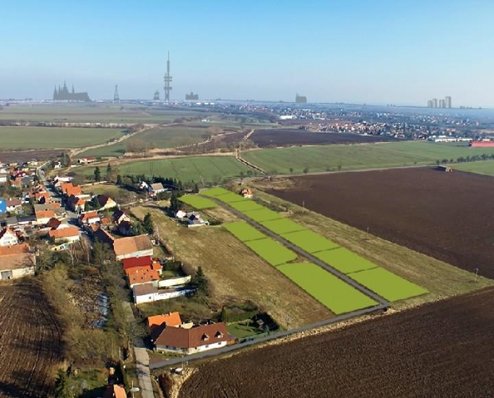 Praha – Pozemky Úhonice