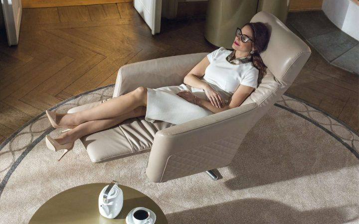 Relaxační křeslo Tenore