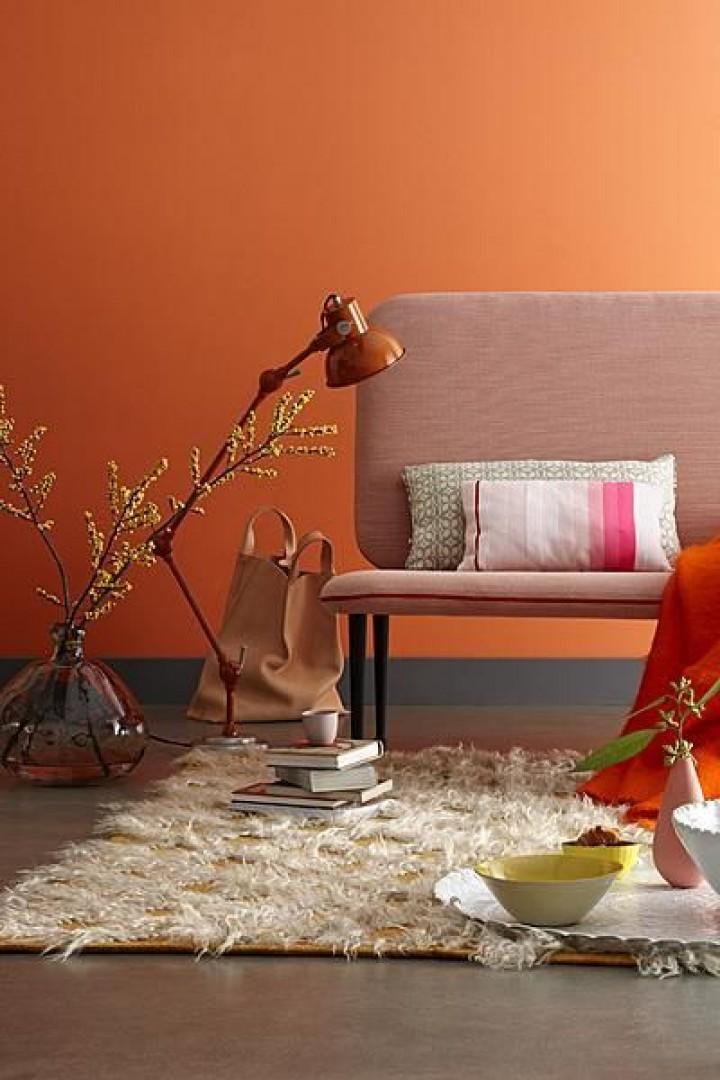 Barvy pro stylový interiér