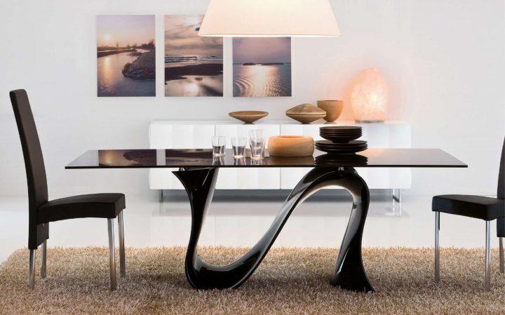 Designový stůl pro vaší jídelnu