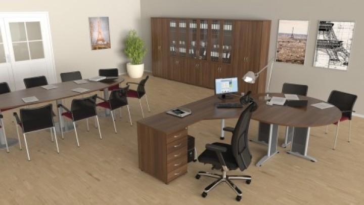 Kancelář, která odpovídá potřebám firmy