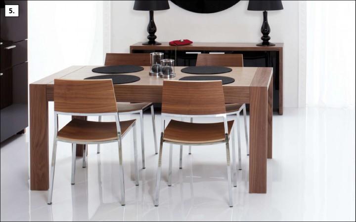 Prostorný a praktický stůl CASCADE