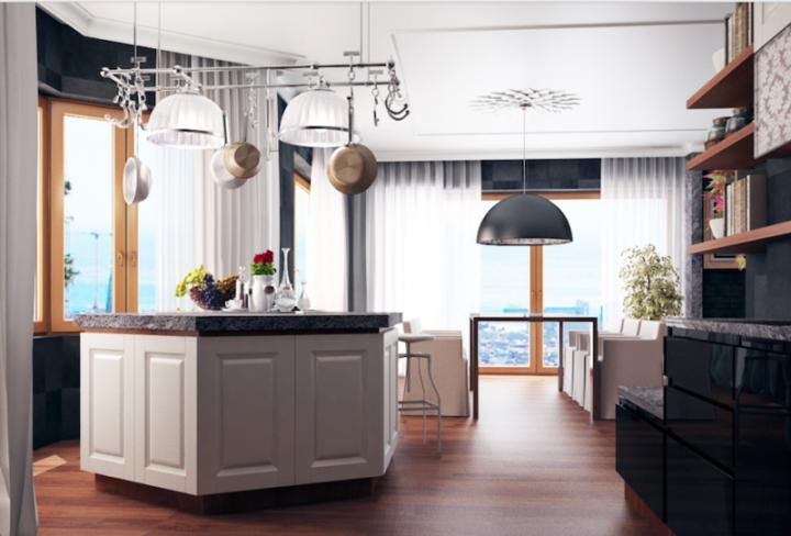 Kuchyň, která má styl