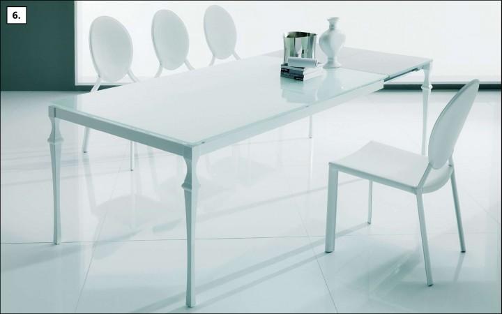 Elegantní rozkládací stůl CORTINO
