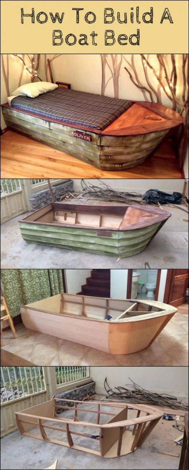 Lodní postel